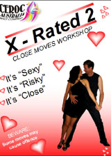 X-Rated Moves DVD